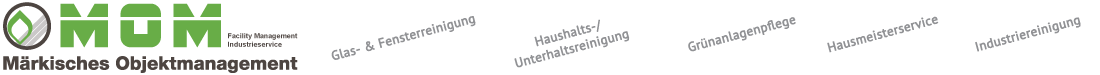 Gebäudereinigung Werdohl, Altena, Lüdenscheid logo